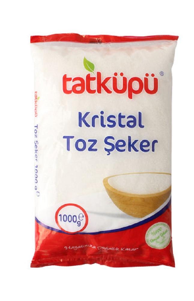 TATKUPU TOZ SEKER 1 KG