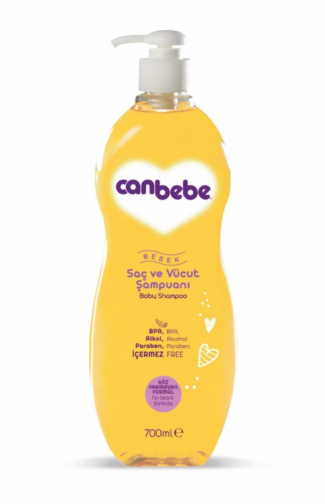 CANBEBE POMPALI SAMPUAN 700 ML