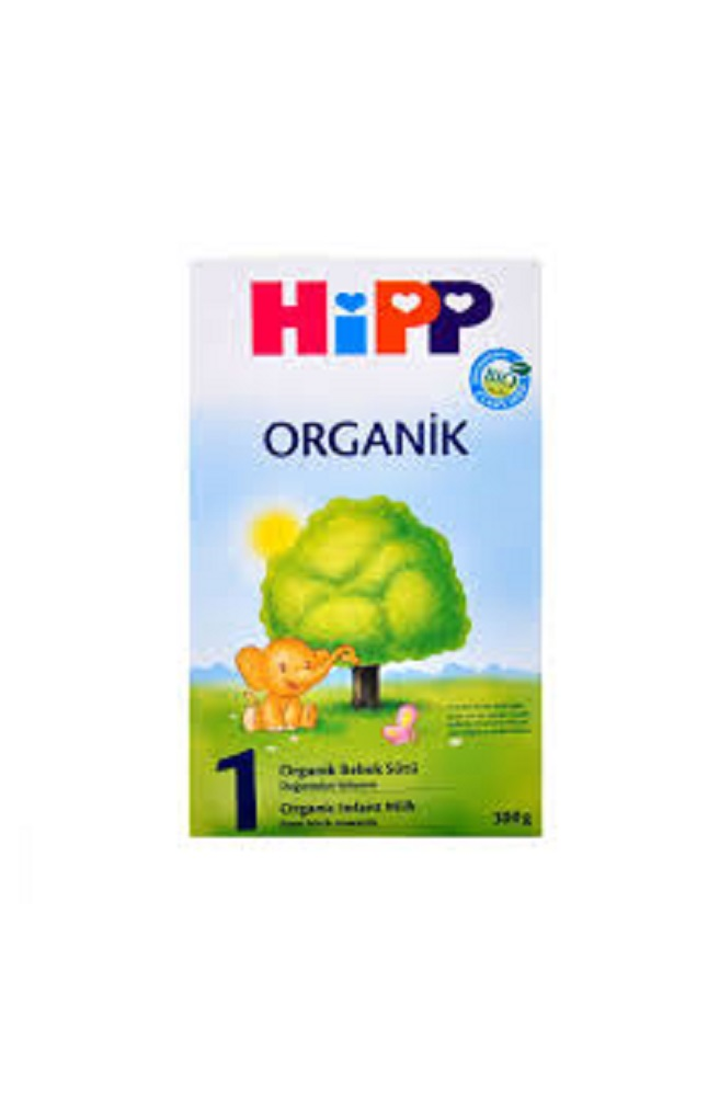 HIPP 1 ORGANIK BEBEK SUTU 300 GR