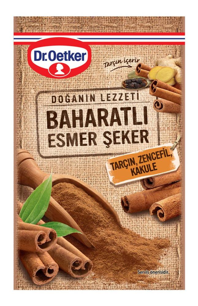 DR OETKER BAHARATLI ESMER SEKER 13 GR