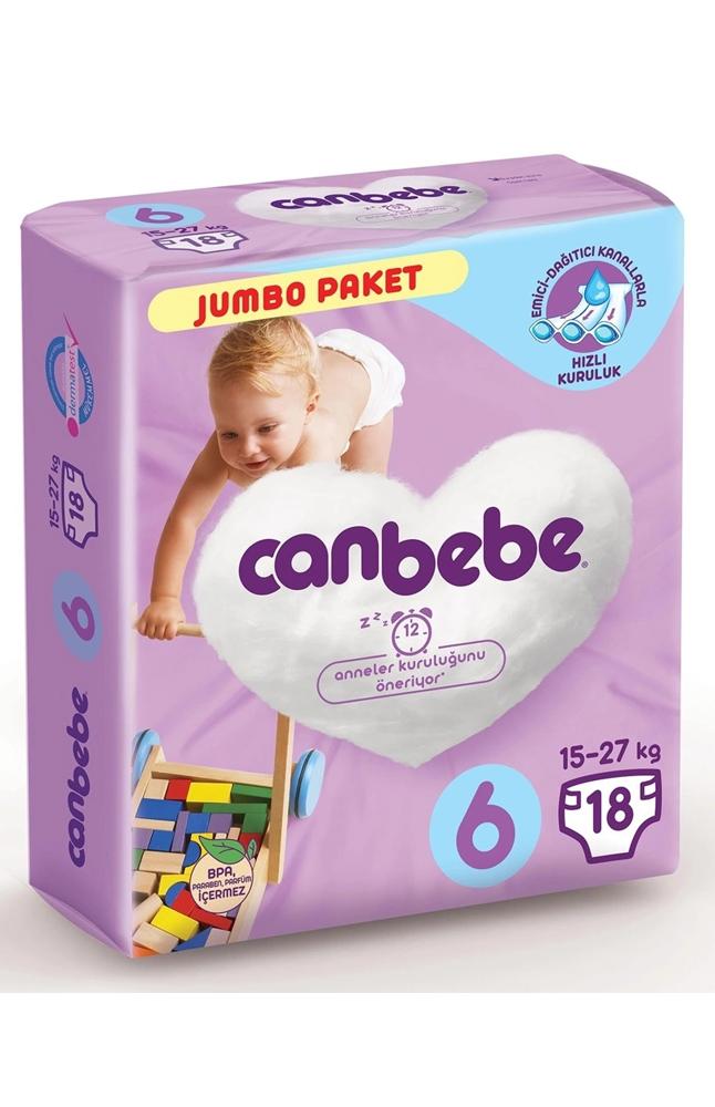 CANBEBE JUMBO EXTRA LARGE 18 LI