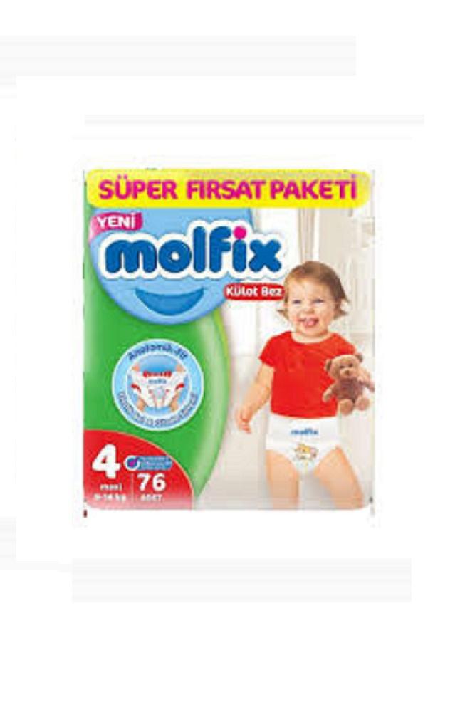 MOLFIX SUPER FIRSAT PAKETI KULOT BEZ MAXI 76 LI