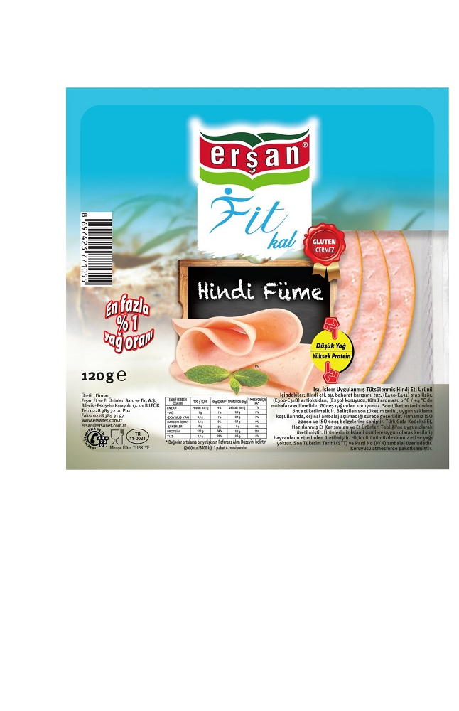 ERSAN HINDI FUME 120 GR