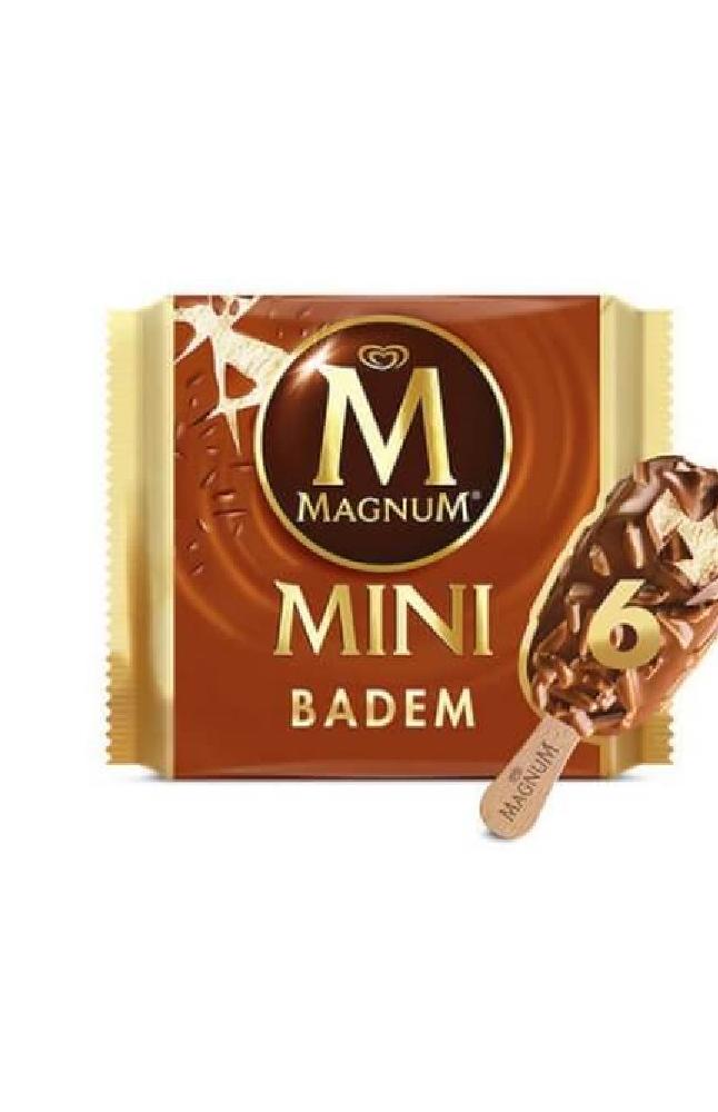 ALGIDA MAGNUM MINI BADEM 6 LI