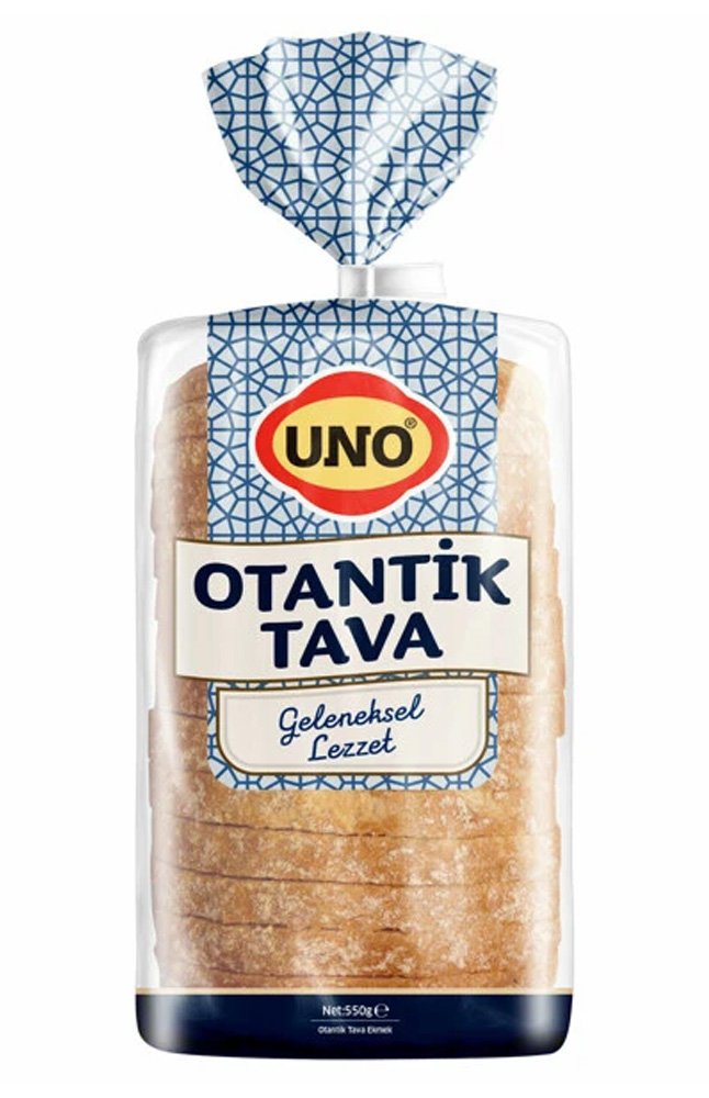 UNO OTANTIK TAVA EKMEK  550 GR