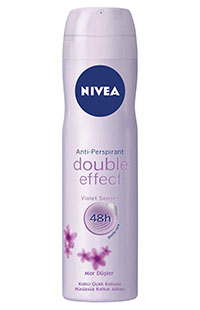 NIVEA DEO DOUBLE EFFECT 150 ML KADIN