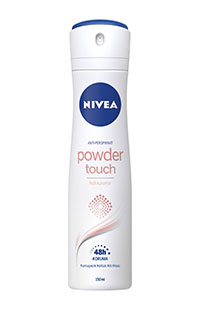 NIVEA DEO POWDER TOUCH 150 ML KADIN