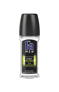 FA ROLL-ON SPORT ENERGY BOOST MEN