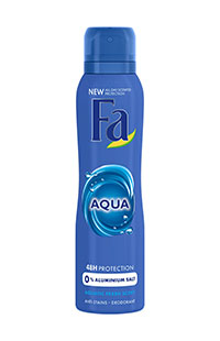 FA DEO BAY SPRAY AQUA MEA