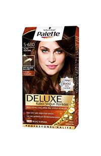 PALETTE DELUXE 5-680 ALTIN KESTANE
