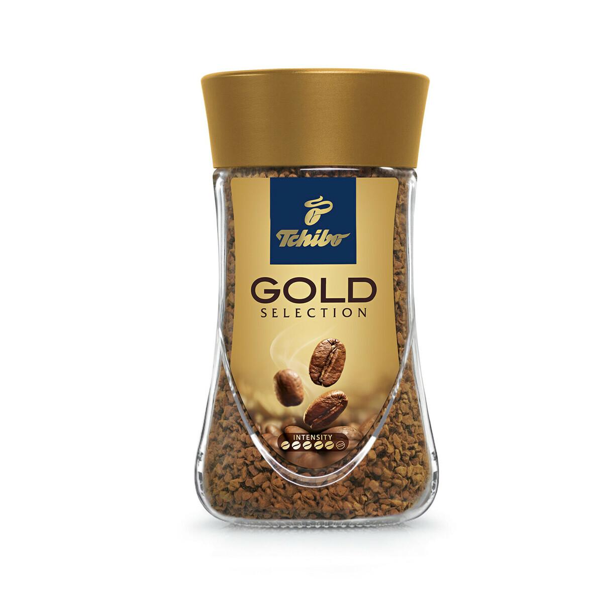 TCHIBO GOLD SELECTION CAM KAVANOZ 100 GR