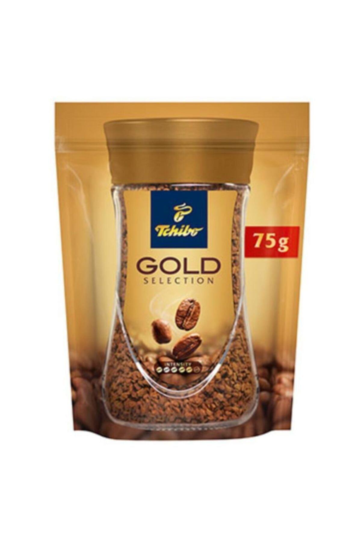 TCHIBO GOLD SELECTION EKO PAKET 75 G