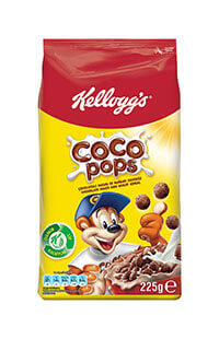 ULKER COCO POPS TOPLARI POSET 225 GR