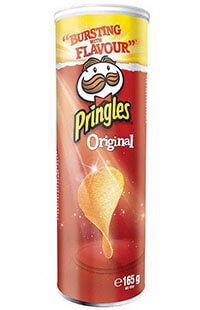 PRINGLES ORJINAL 165 GR