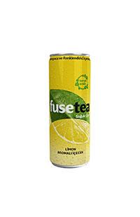 FUSE TEA 330 ML LIMON
