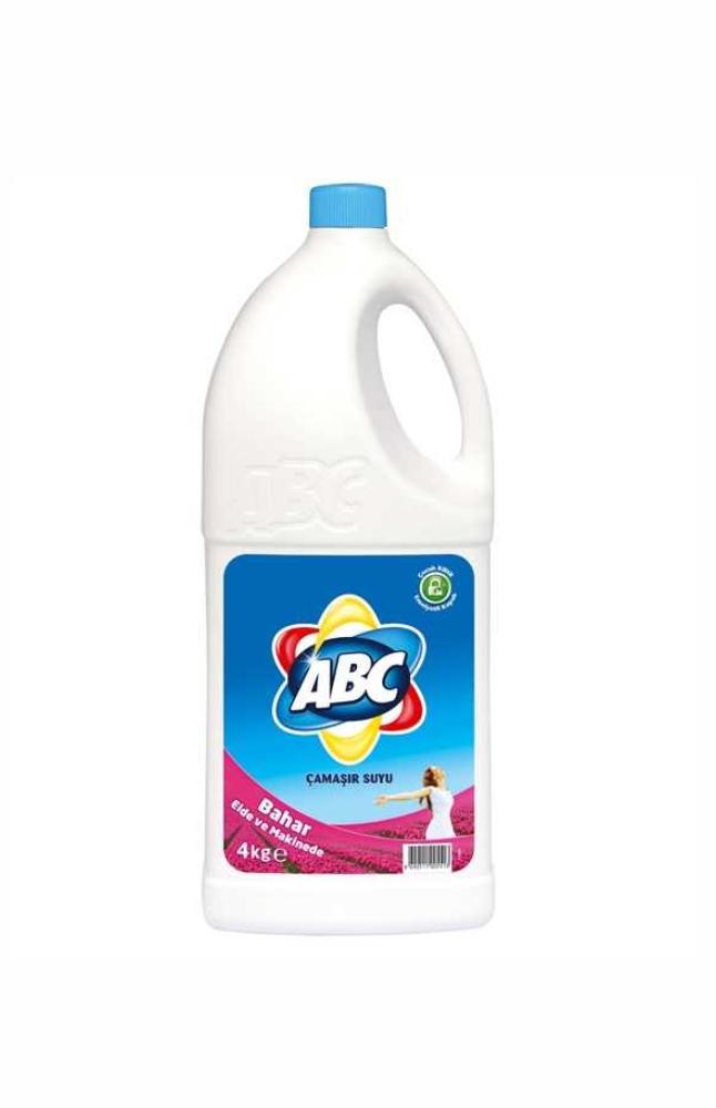 ABC CAMASIR SUYU 4000 GR BAHAR