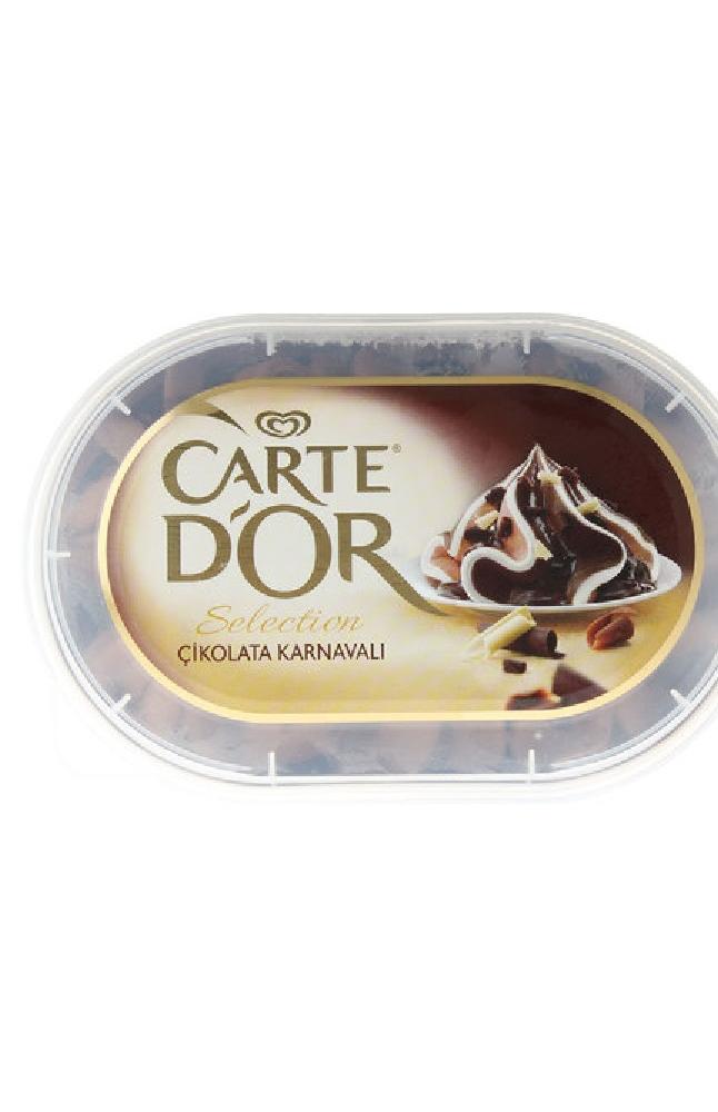 CARTE DOR SELECTION CIKOLATA KARNAVAL 850 M