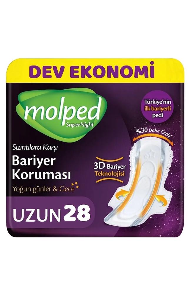 MOLPED SUPERNIGHT  DEV EKO UZUN 28X8