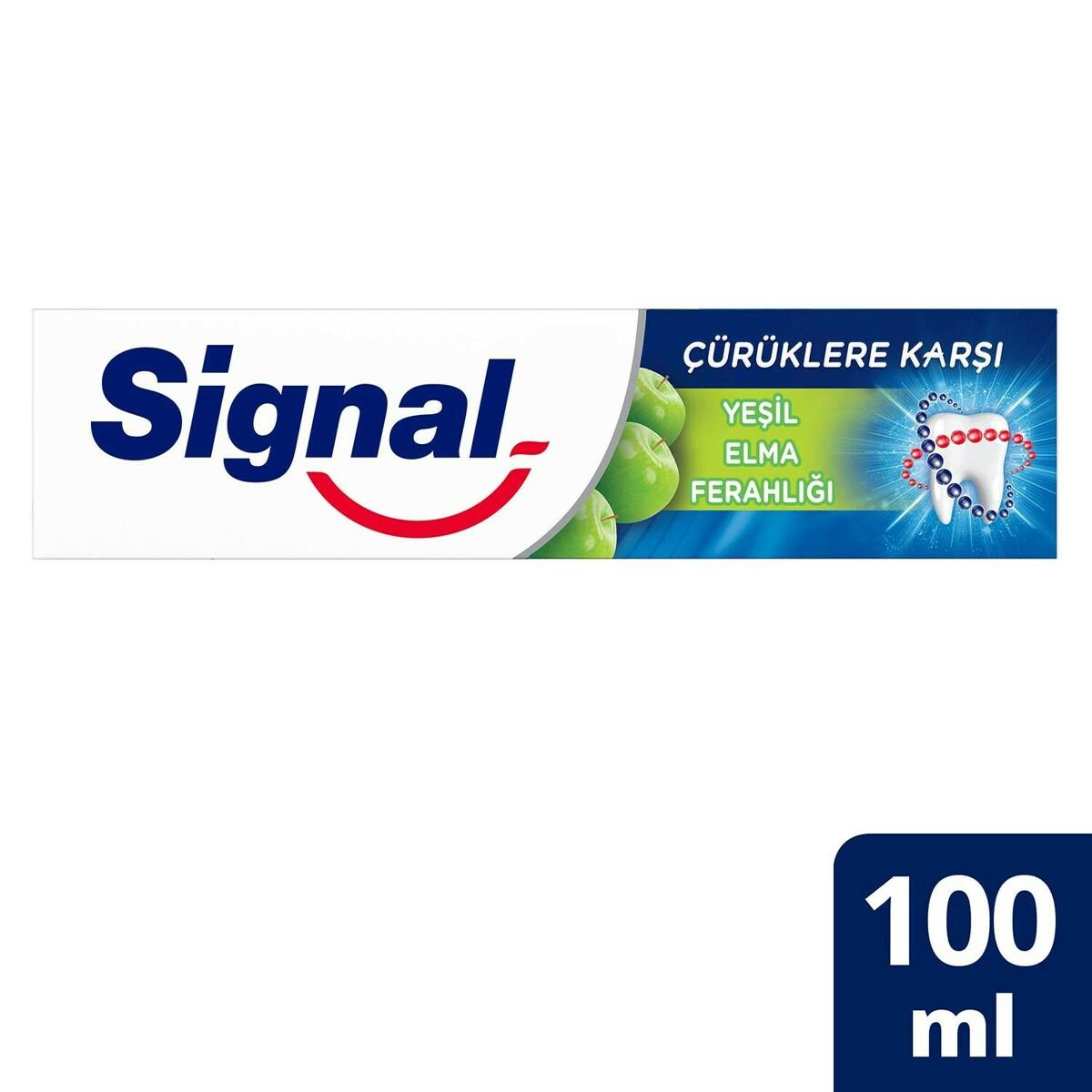 SIGNAL CURUKLERE KARSI ELMA 100 ML