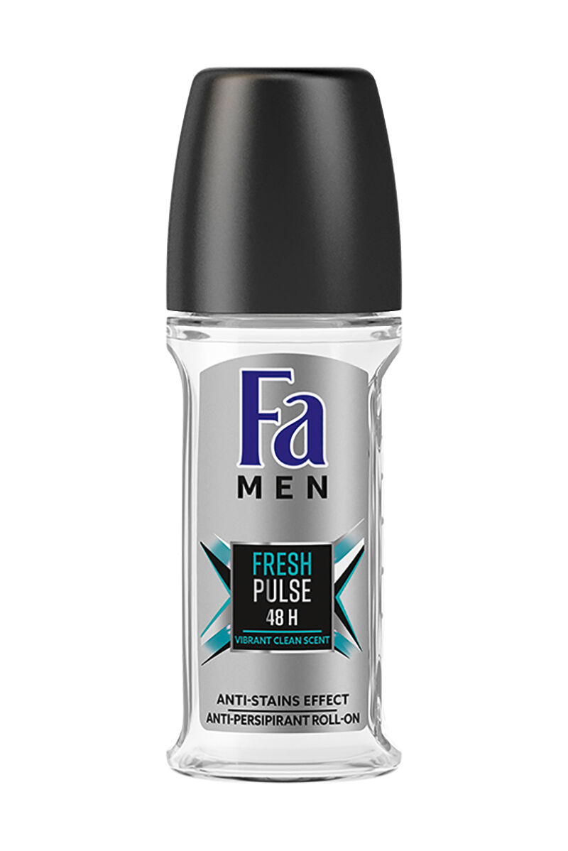 FA ROLL-ON MEN FRESH PULSE