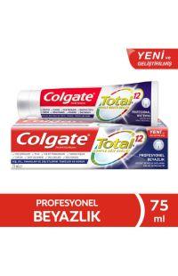 COLGATE D.M. TOTAL PRO 75 ML BEYAZLIK