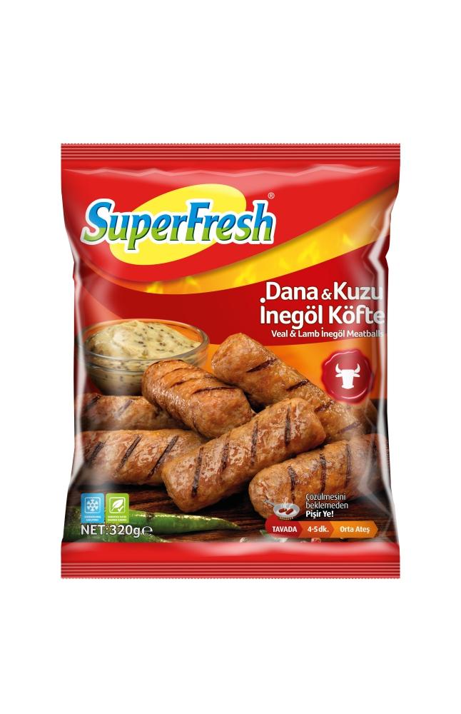 SUPERFRESH DANA KUZU INEGOL KOFTE 320 GR