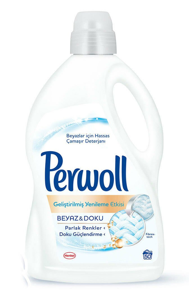 PERWOLL 3 LT BEYAZLAR ICIN