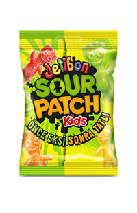 JELIBON SOURPATCH 80 GR
