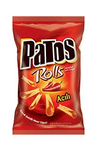 PATOS ROLLS ACILI SUPER PLUS 125 GR