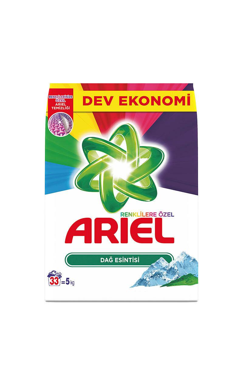 ARIEL RENKLER ICIN DAG ESINTISI 5 KG