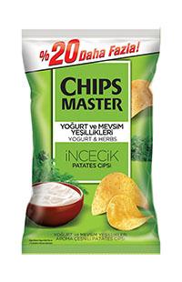 CHIPS MASTER INCECIK YOG. PARTI 150 GR