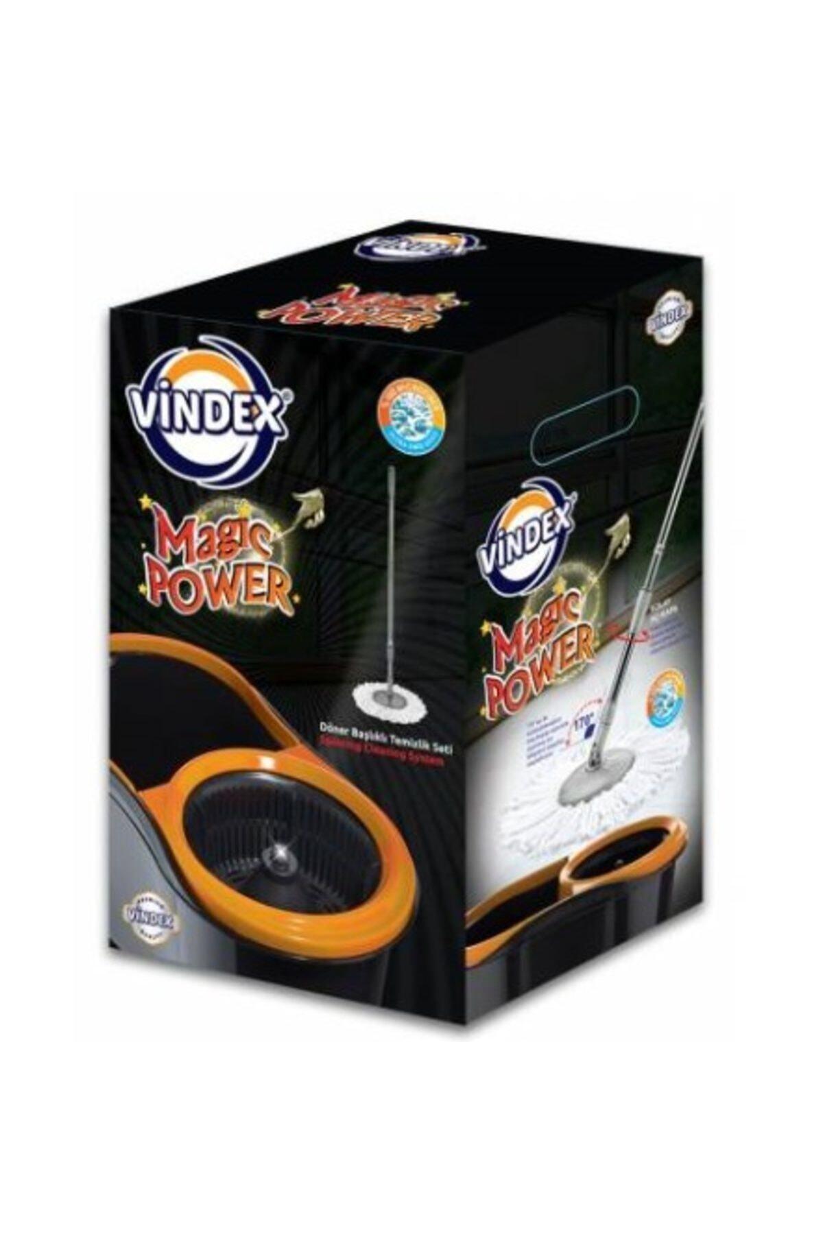 VINDEX MAGIC POWER TEM. SETI