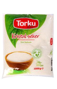 TORKU SEKER TANESI TOZ SEKER 2000 GR POSET