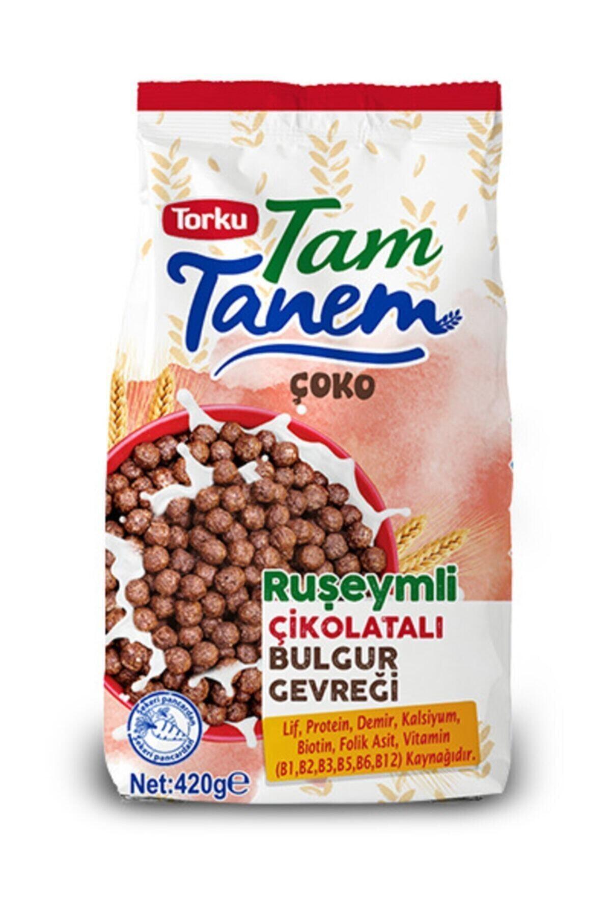 TORKU TAM TANEM RUSEYMLI BULGUR GEVREGI 420 GR