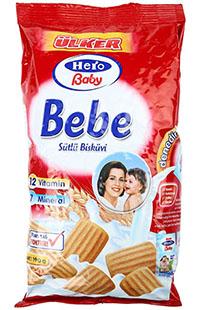 ULKER HERO BABY SUTLU BEBE BISKUVISI 172 GR 35-03