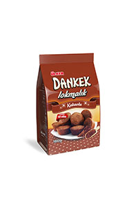 ULKER DANKEK  LOKMALIK KAKAOLU 160 GR