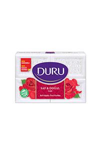 DURU KALIP SABUN SAF&DOGAL GUL 600 GR