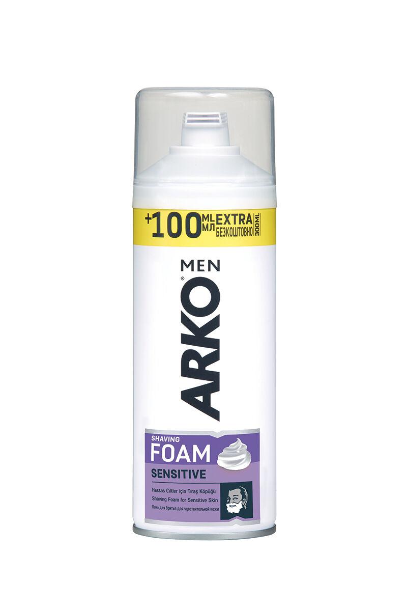 ARKO TIRAS KOPUGU ANTI IRRITATION 200 ML