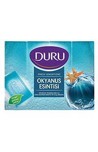 DURU FRESH DUS SABUNU OKYANUS ESINTISI 4x150