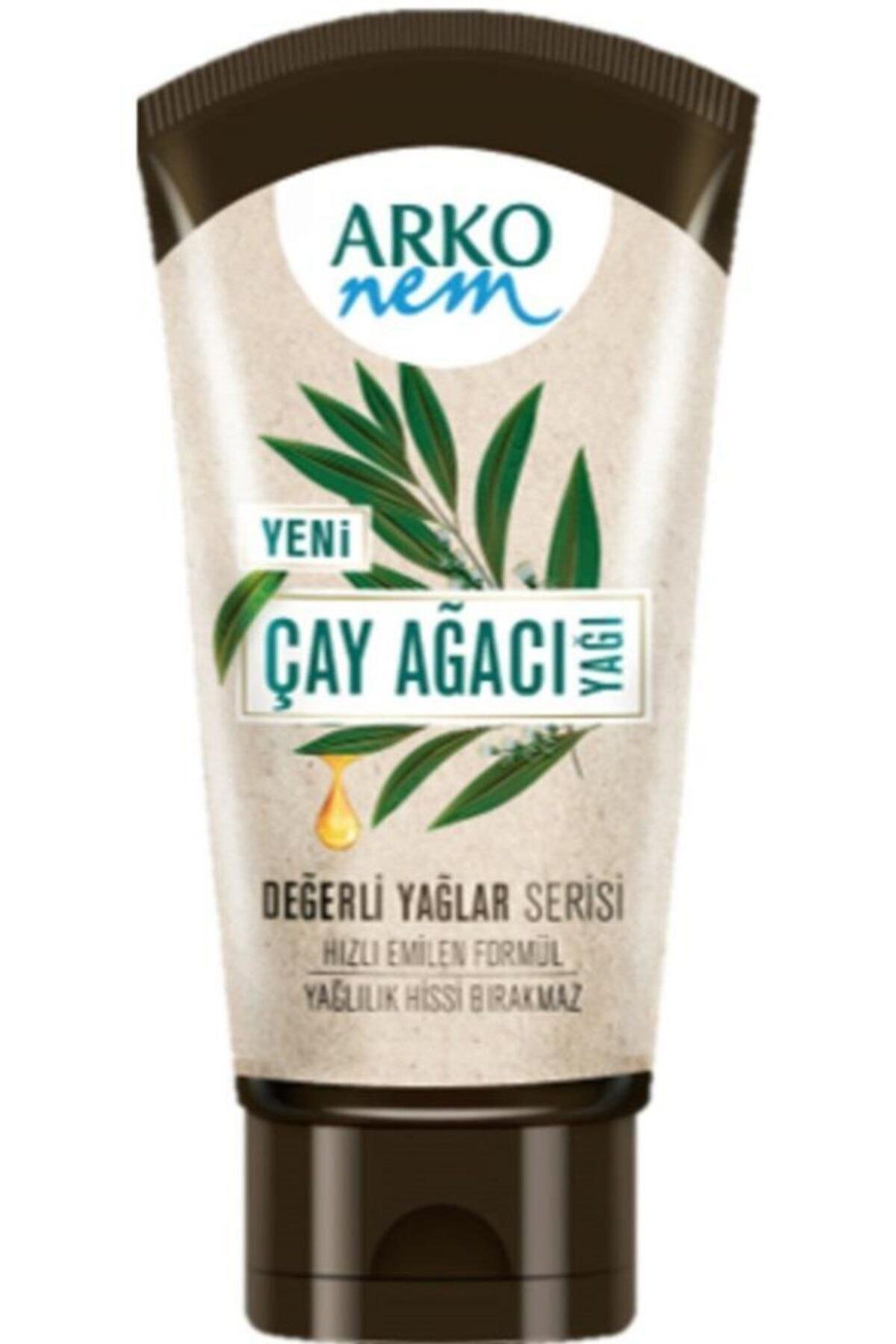 ARKO NEM DEGERLI YAGLAR CAY AGACI 60 ML