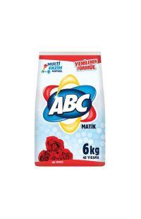 ABC MATIK 6 KG GUL TUTKUSU