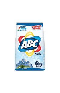 ABC MATIK 6 KG DAG FERAHLIGI
