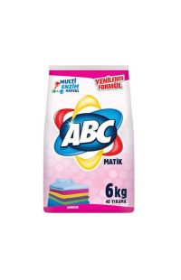 ABC MATIK 6 KG COLOR