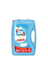 ABC SIVI BULASIK 4 KG POWER LIMON