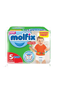 MOLFIX EKO PAKET (JUMBO) JUNIOR 24 LU