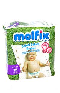 MOLFIX BEBEK BAKIM ORTUSU 60x60 CM