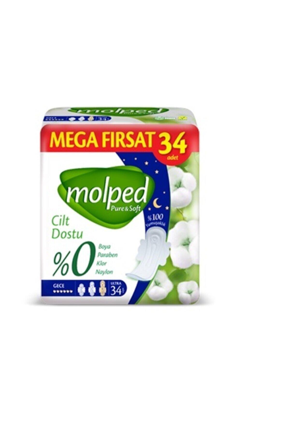 MOLPED PURE SOFT MEGA FIRSAT GECE 30LU