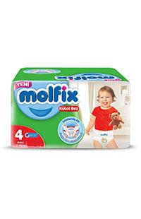 MOLFIX PANTS MAXI 40 LI