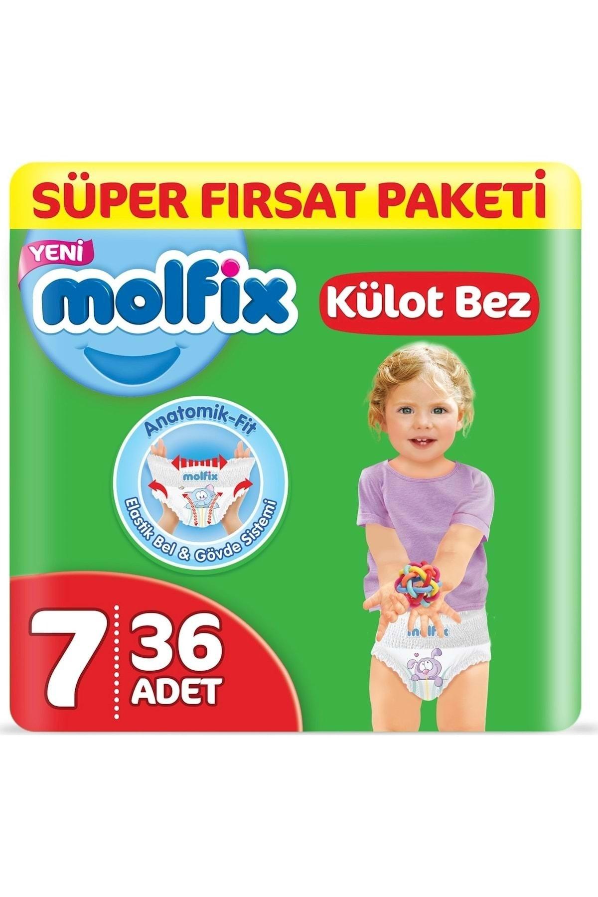 MOLFIX SUPER FIRSAT PAKET KULOT XX LARGE 36 LI