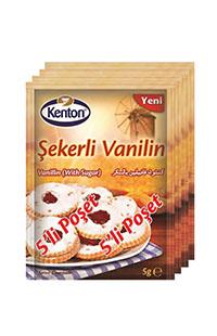 KENTON SEKERLI VANILIN 5 LI